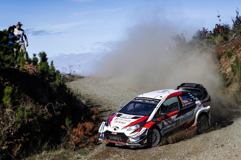 Ott Tänak pakt de zege in Rally van Chili, wereldkampioen Ogier profiteert optimaal van uitvallen Neuville