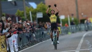 Taco van der Hoorn wint Trofee Maarten Wynants