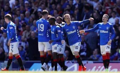 Rangers zegevieren opnieuw in de 'Old Firm' tegen Celtic, maar het was enkel voor de eer