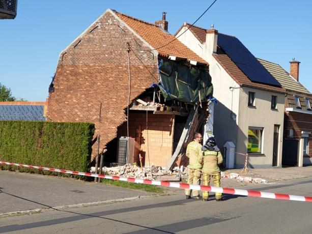 Instortingsgevaar na verbouwingswerken aan woning