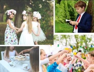 Zet een giftbox, beperk de soorten drank en huur een clown: planners geven hun tips voor een geslaagd communie- of lentefeest