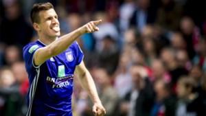 Rampseizoen en verguisd door de fans, maar Santini breekt wel persoonlijk record bij Anderlecht