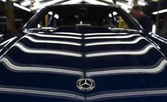 Nieuwe wagens van Mercedes zullen tegen 2039 geen CO2 meer uitstoten