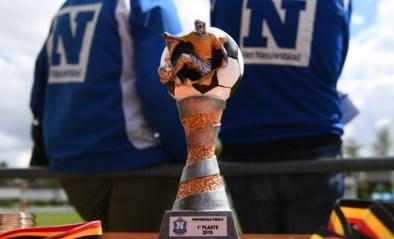 FOTO. Prachtige Oost-Vlaamse finales Jeugdcup Het Nieuwsblad