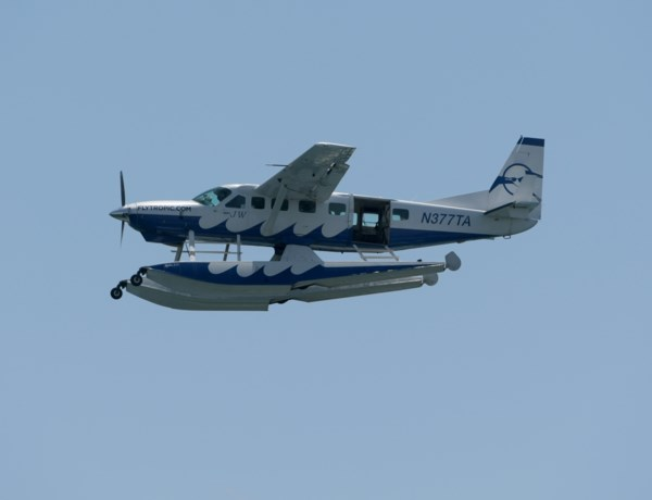 Minstens vijf doden na botsing van twee watervliegtuigen in Alaska