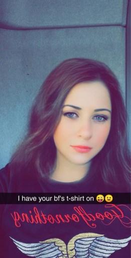Nieuwe Snapchat-filter is zó realistisch dat deze man bijna gedumpt werd door zijn vriendin
