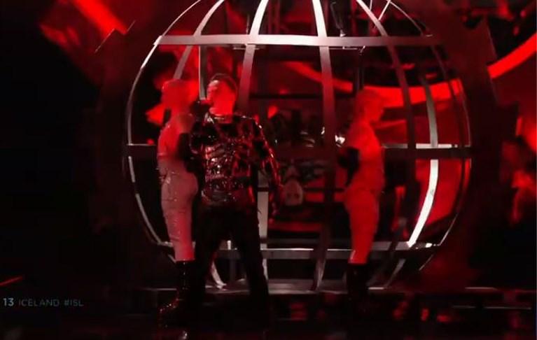 SM en afgezaagde waterleidingen: de meest opvallende acts van de halve finale van het Eurovisiesongfestival