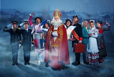 Setbezoek: de nieuwe 'Dag Sinterklaas' lijkt in niets nog op de reeks uit de jaren negentig