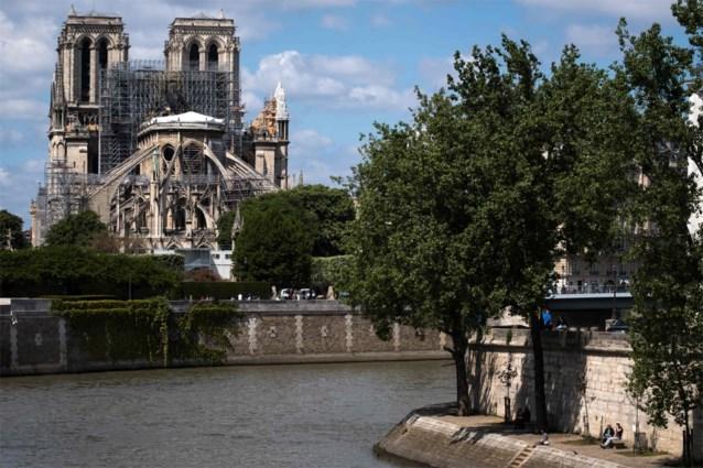 Al voor 850 miljoen euro aan giften voor heropbouw Notre-Dame