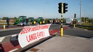 West-Vlaams boerenprotest tegen komst nieuwe hoogspanningslijn