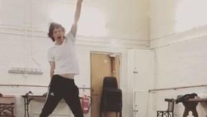 Onverwoestbaar: zo danst Mick Jagger (75) alweer in het rond amper een maand na hartoperatie