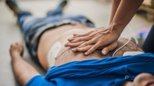 Vier keer meer kans om hartaanval te overleven in buurlanden