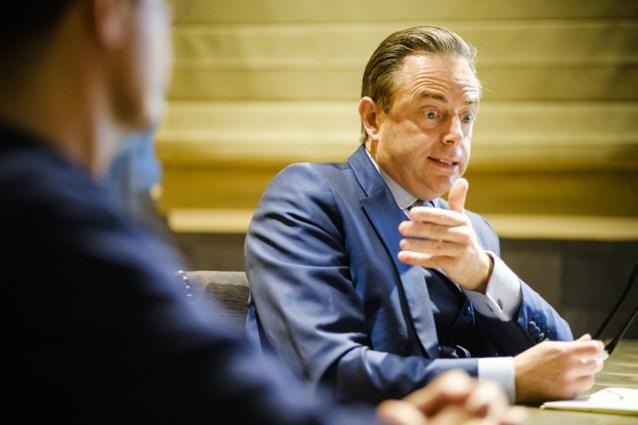 Bart De Wever wil de pensioenleeftijd nog hoger dan 67 jaar