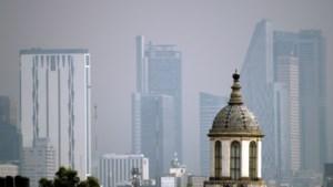 Mexicaanse scholen blijven dicht door wolk van vervuiling