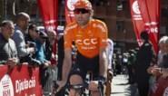 """Laurens ten Dam stapt uit Giro: """"Zwaar klote"""""""