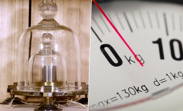 Vanaf maandag gebruiken we de kilogram 2.0