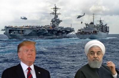 Hoogspanning in het Midden-Oosten: oorlogsschepen onderweg, westerlingen teruggeroepen
