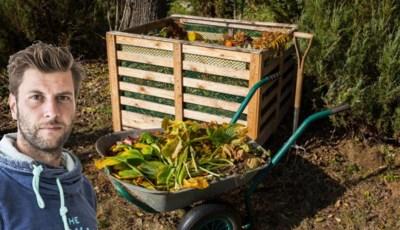 Krachtvoer voor de grond: Bartel Van Riet legt uit hoe compost hét geheim is voor een gezonde tuin