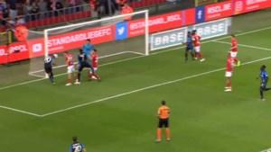 Wat als… dit doelpunt van Club Brugge in Luik niet was afgekeurd?
