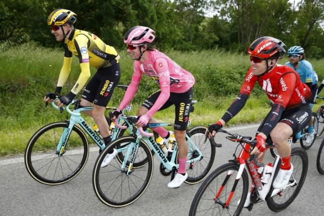 Zieke Laurens De Plus stapt uit Giro, ook Fernando Gaviria geeft er de brui aan
