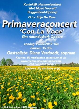 Concert in de Opdorpse parochiekerk