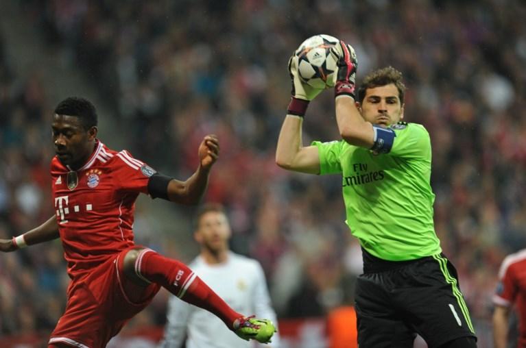 """Iker Casillas ontkent voetbalpensioen: """"Ik zal het wel aankondigen als het zover is"""""""