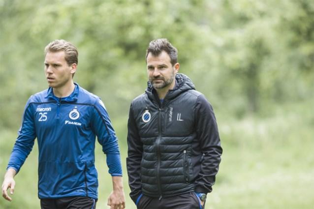 Club Brugge speelt geen titelmatch, wél een afscheidsmatch: naast Leko en Wesley mogelijk nog een aantal vertrekkers