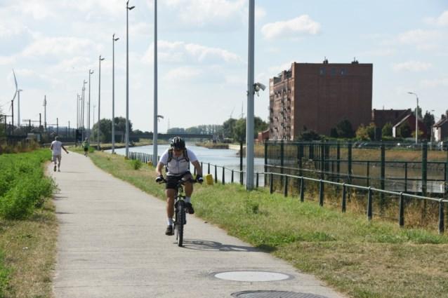 Jaagpad langs kanaal krijgt meer comfort en wordt breder