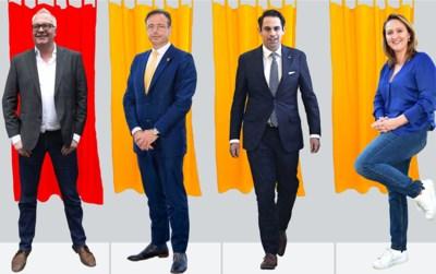 Dit is het oordeel van experts over de kledij van onze politici tijdens de campagne