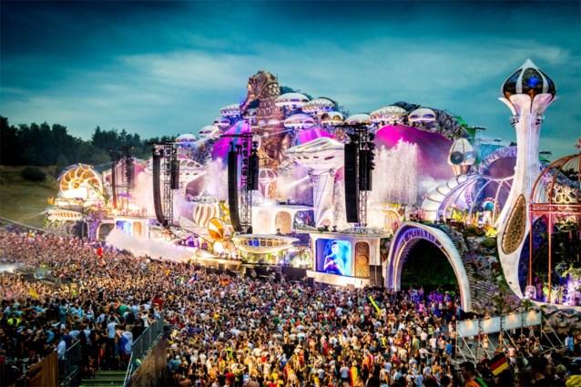 Niet Coachella of Glastonbury, maar Tomorrowland is beste festival