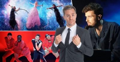 Vooruitblik op het Songfestival: dit zijn de favorieten en de meest gekke acts