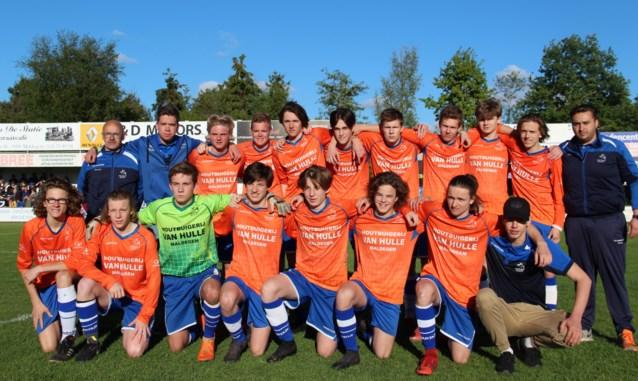 FC Kleit naar interprovinciale finales Jeugdcup Het Nieuwsblad