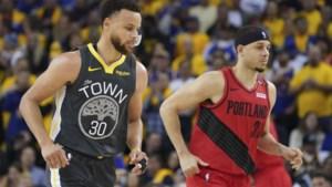 De ene Curry is de andere niet: broertjes oog in oog met elkaar in strijd om NBA-titel, ouders moeten de trukendoos bovenhalen