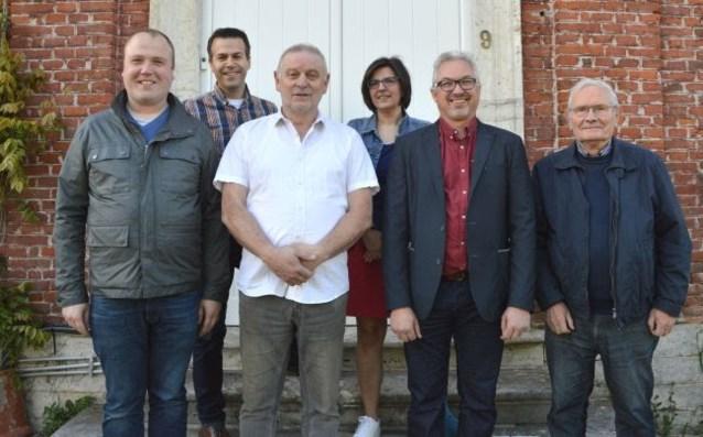 Centraal Kerkbestuur aangesteld voor heel Glabbeek