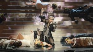 """Israëlische cultuurminister haalt uit naar Madonna na optreden Eurovisiesongfestival: """"Meng politiek en cultuur niet door elkaar"""""""