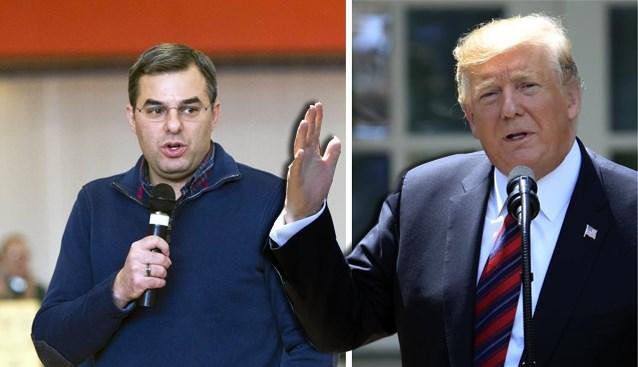 Voor het eerst steunt Republikeins parlementslid afzetting van Donald Trump