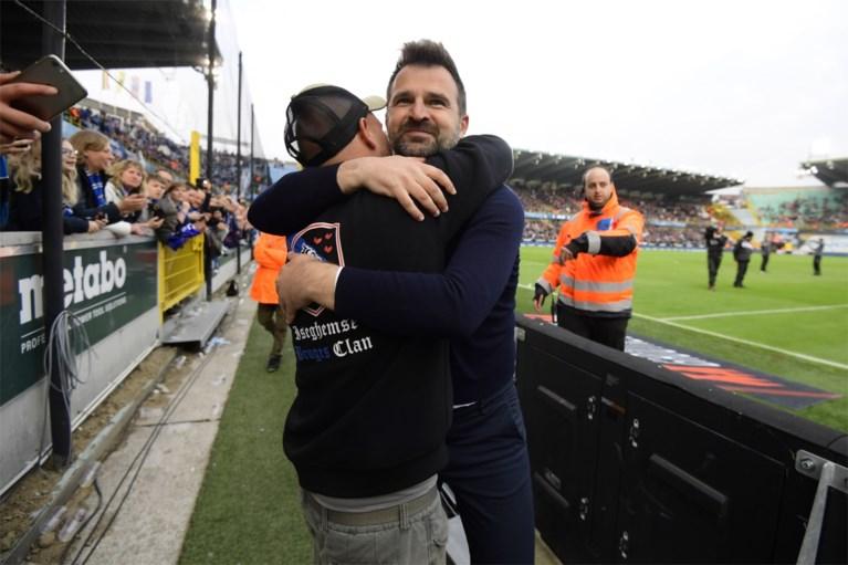 """Leko en Wesley in tranen bij afscheid van Club Brugge: """"Beetje ongelukkig, maar toch vooral trots"""""""