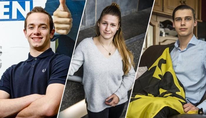 Ze zijn jong en ze stemmen op Vlaams Belang