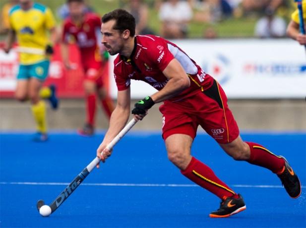 Red Lions winnen met 0-4 van Britten en staan opnieuw aan de leiding in Hockey Pro League