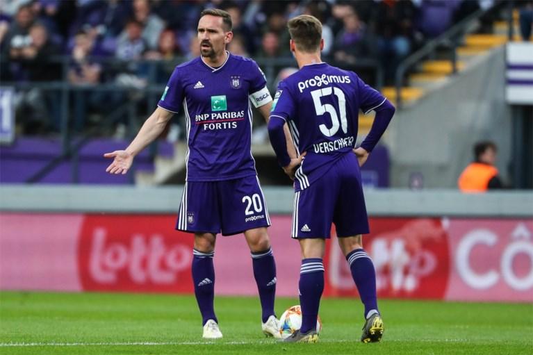 Dit staat nog op het spel in slotspeeldag van Play-off 1: als Anderlecht niet wint, grijpt het voor het eerst in 56 jaar naast Europees ticket