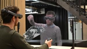 Wanneer je vergaderpartner een hologram is