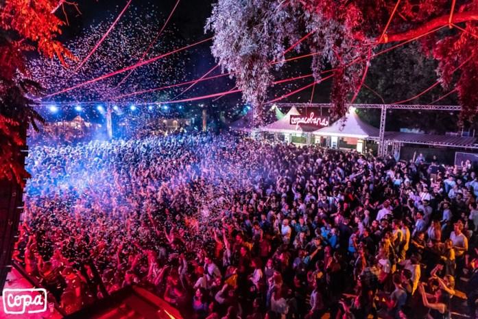 Populair festival Copacobana blijft bestaan, maar in lightversie van drie dagen