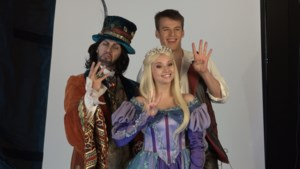 Music hall presenteert nieuwe musical 'De Prinses en de Toverspiegel'
