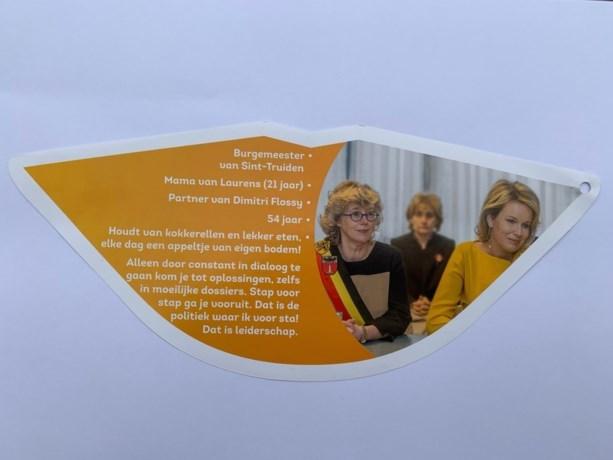 Politica CD&V gebruikt foto van koningin Mathilde in verkiezingsfolder: paleis is niet blij