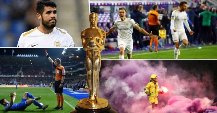 Onze Oscars van het voorbije voetbalseizoen