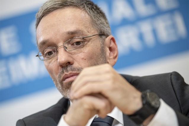Regeringscrisis Oostenrijk: extreemrechtse FPÖ kondigt vertrek van alle ministers aan na ontslag Herbert Kickl