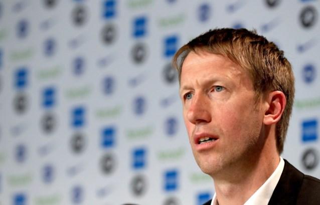 Premier League-club Brighton & Hove Albion heeft met Graham Potter nieuwe coach