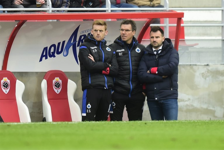"""Assistent Rudi Cossey uit ontgoocheling na ontslagronde bij Club Brugge: """"Het is onbegrijpelijk, je krijgt het niet uitgelegd"""""""