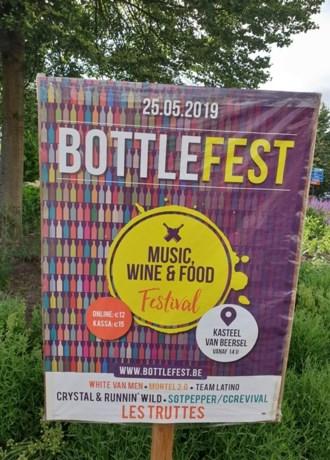 Aftellen naar Bottlefest