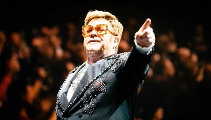 Hier eindigt de Yellow Brick Road: Elton John neemt afscheid van België met spetterende show in Sportpaleis